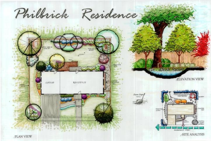 Philbrick Master Design, color